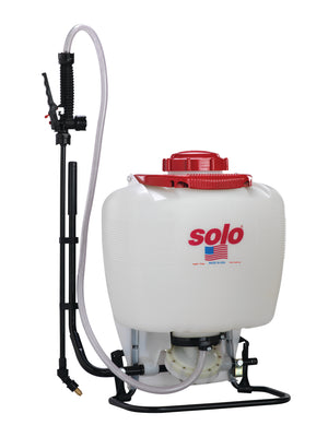 4gl D Pump Backpack Sprayer