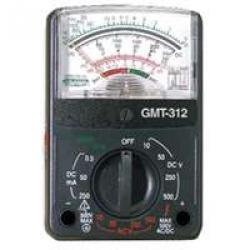 Analog Multimeter            4