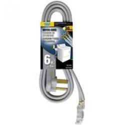 3prong Dryer Cord/pigtail 6 Ft