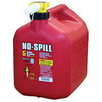 5-Gallon No Spill Gas Can