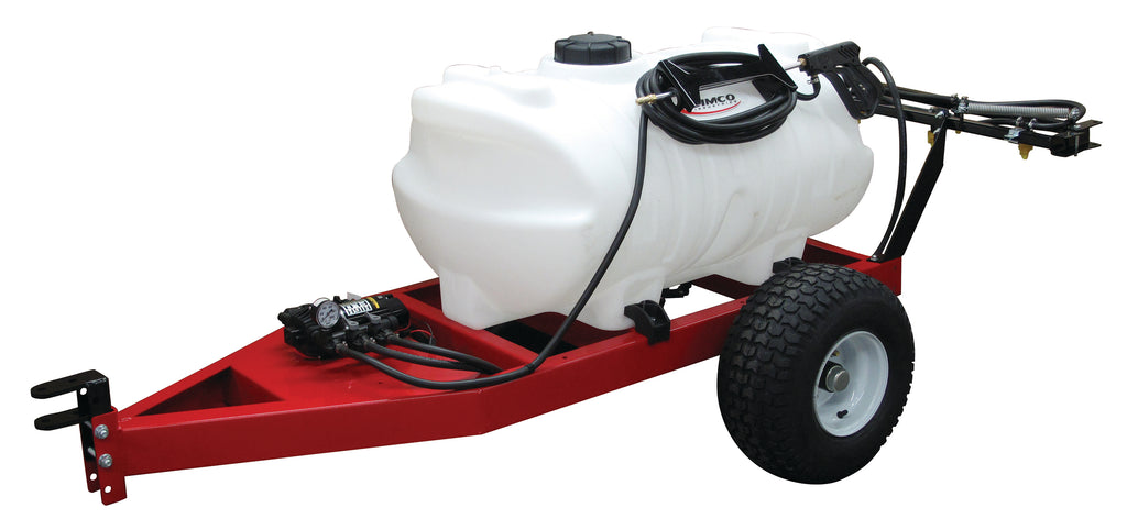 Fimco ATV Trailer Sprayer 3.58gpm 60gal