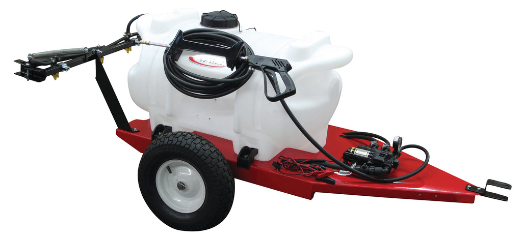 Fimco 12V Trailer Sprayer 40-Gallon