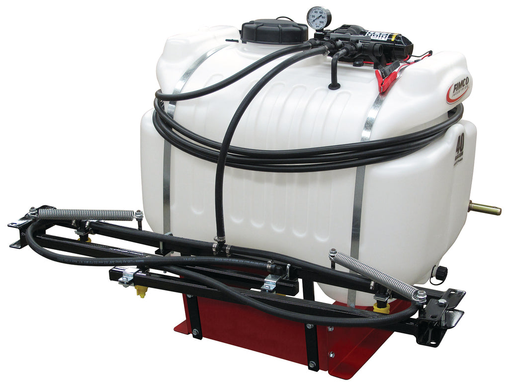 Fimco 3 Point 12V Sprayer 40-Gallon
