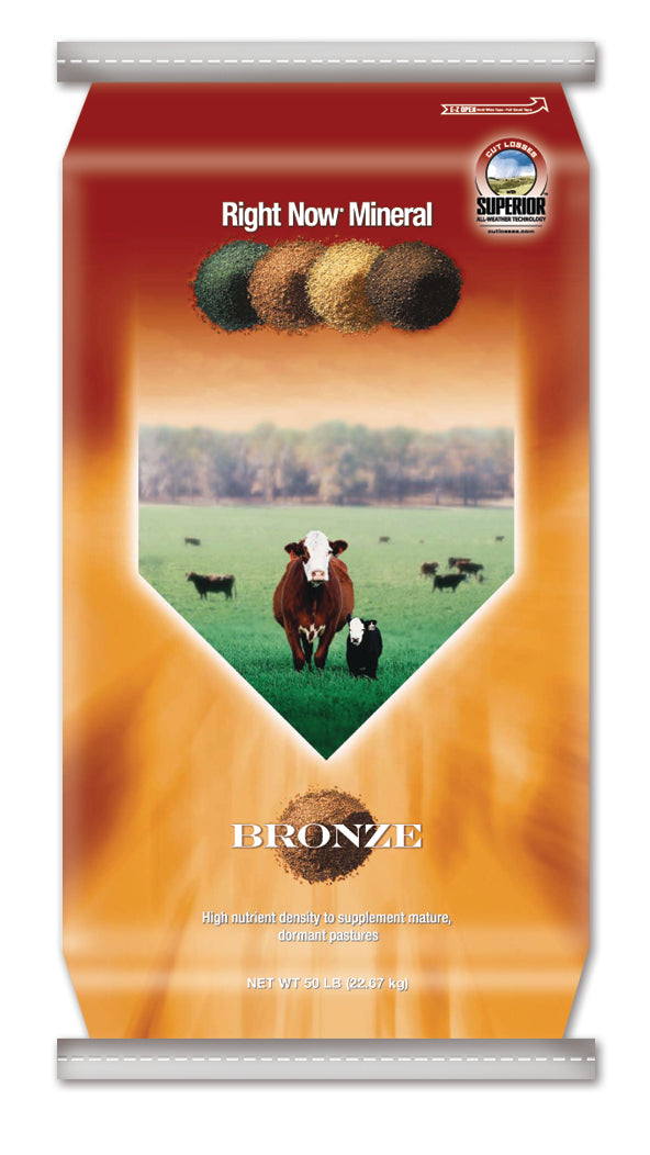 Right Now Bronze Mineral 50lb [special order only]