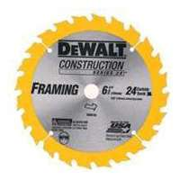 6-1/2in 24t Cordless Saw Blade