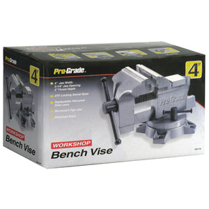 4in Workshop Bench Vise