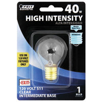 40w Dim Hi Intensity Bulb E17