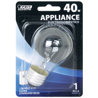40w Appliance Bulb Dim M Base