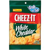 Cheez It Grab&go White Chedder