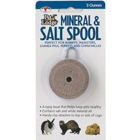 Salt Spool And Hanger