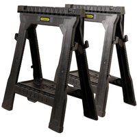 Folding Sawhorse Twin Pack