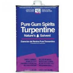 Gum Spirits Of Turpentine 1qt