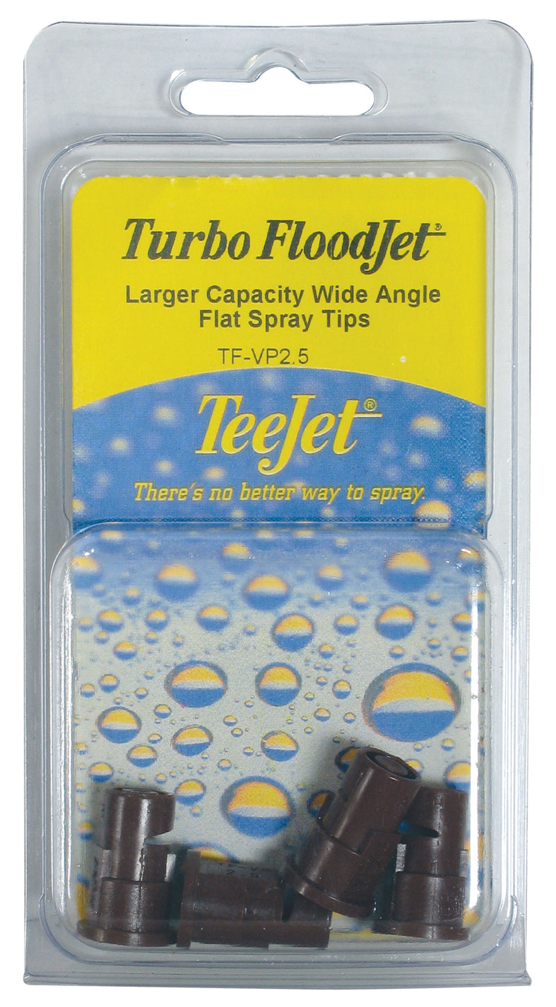 Fimco Turbo FloodJet Spray Tips TF-VP2.5 7771946
