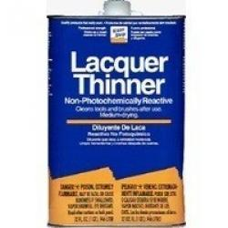 Lacquer Thinner 1qt