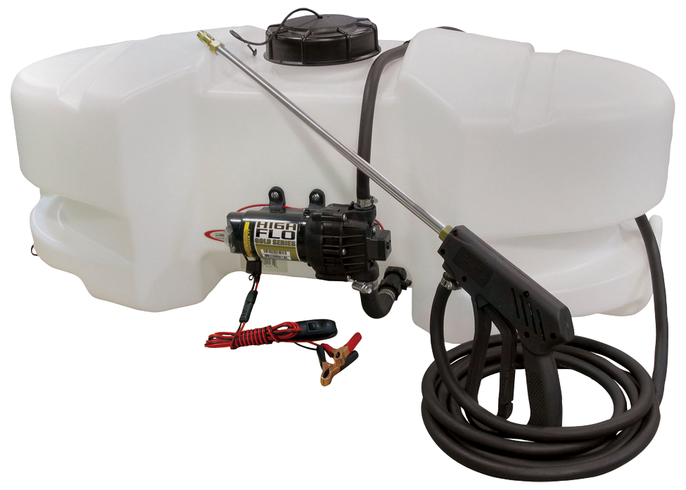 Fimco 12-Volt Spot Sprayer 25-Gallon