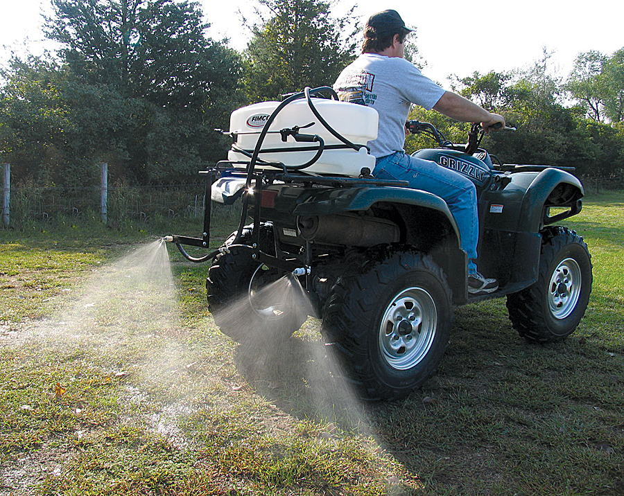 Fimco Deluxe ATV Sprayer 25-Gallon
