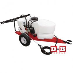 Fimco Standard Trailer Sprayer 25-Gallon