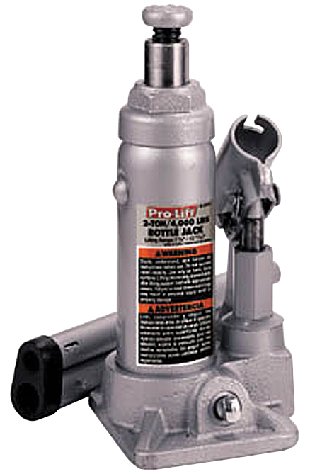 2t Hydraulic Bottle Jack