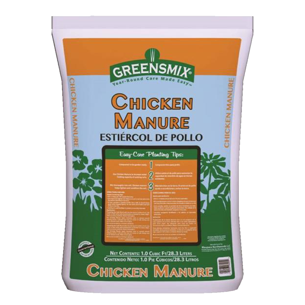 Chicken Manure 1 Cf
