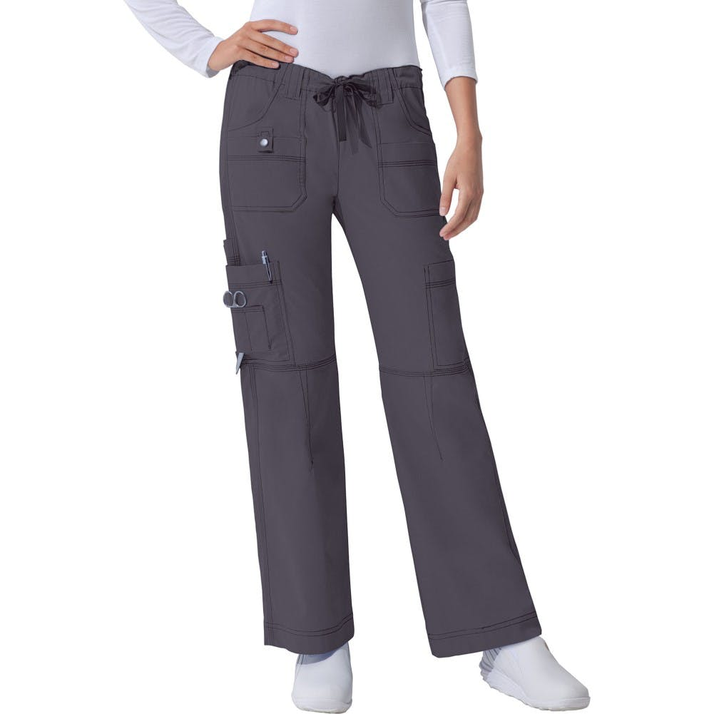 X-Small Genflex Youtility Scrub Pant Pewter