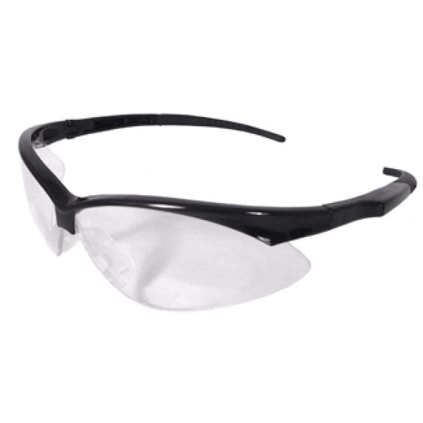 Clear Wire Safety Glasses