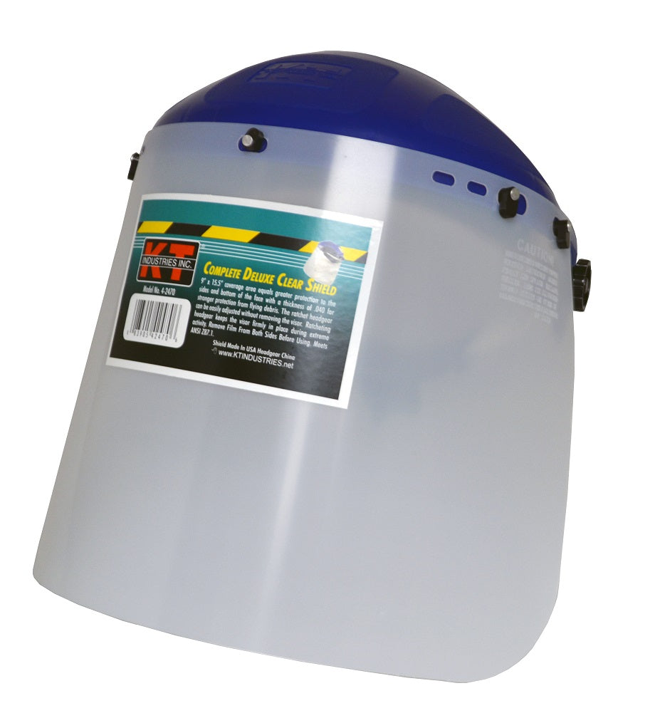 Adjustable Face Shield Clear