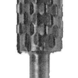 Rasp Cylindrical Radius Top