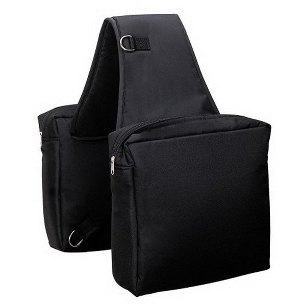Saddle Bag Nylon  Blk