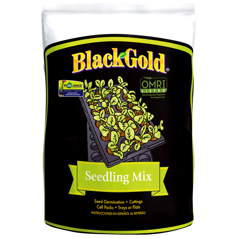 Black Gold® Seedling Mix 8-Quart