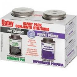 Solvent Cement Handy Pack   12