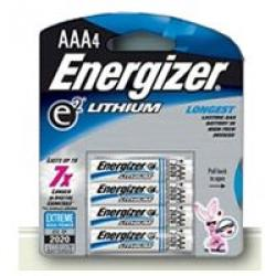 Energizer Lithium Aaa-4k