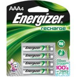 Energizer Nmh Aaa-4