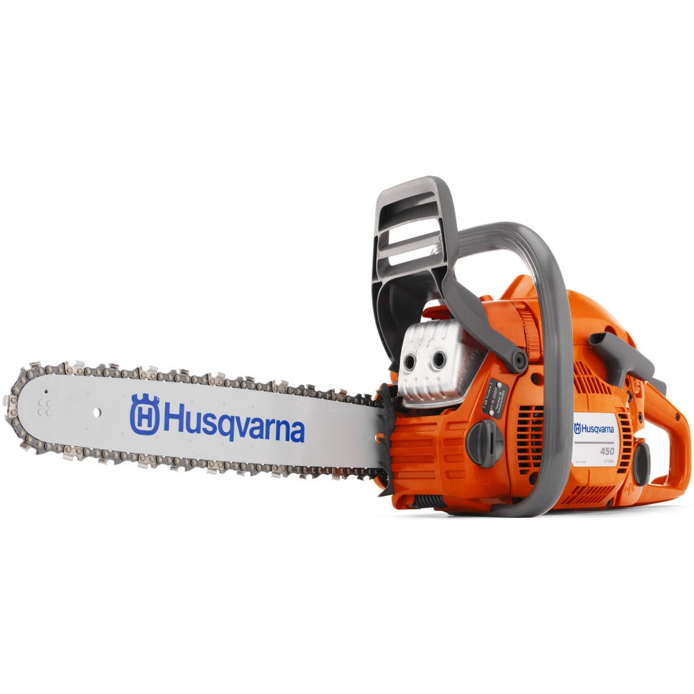 Husqvarna Model 450 Chainsaw 20-Inch Bar