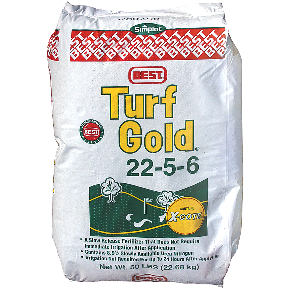 Simplot Best Turf Gold 22-5-6 50lb