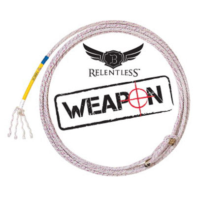 Cactus Ropes Weapon 9.5 Extra Soft Calf Rope