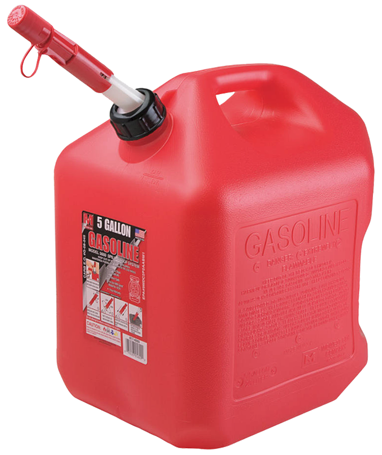 5-Gallon EPA Gas Can