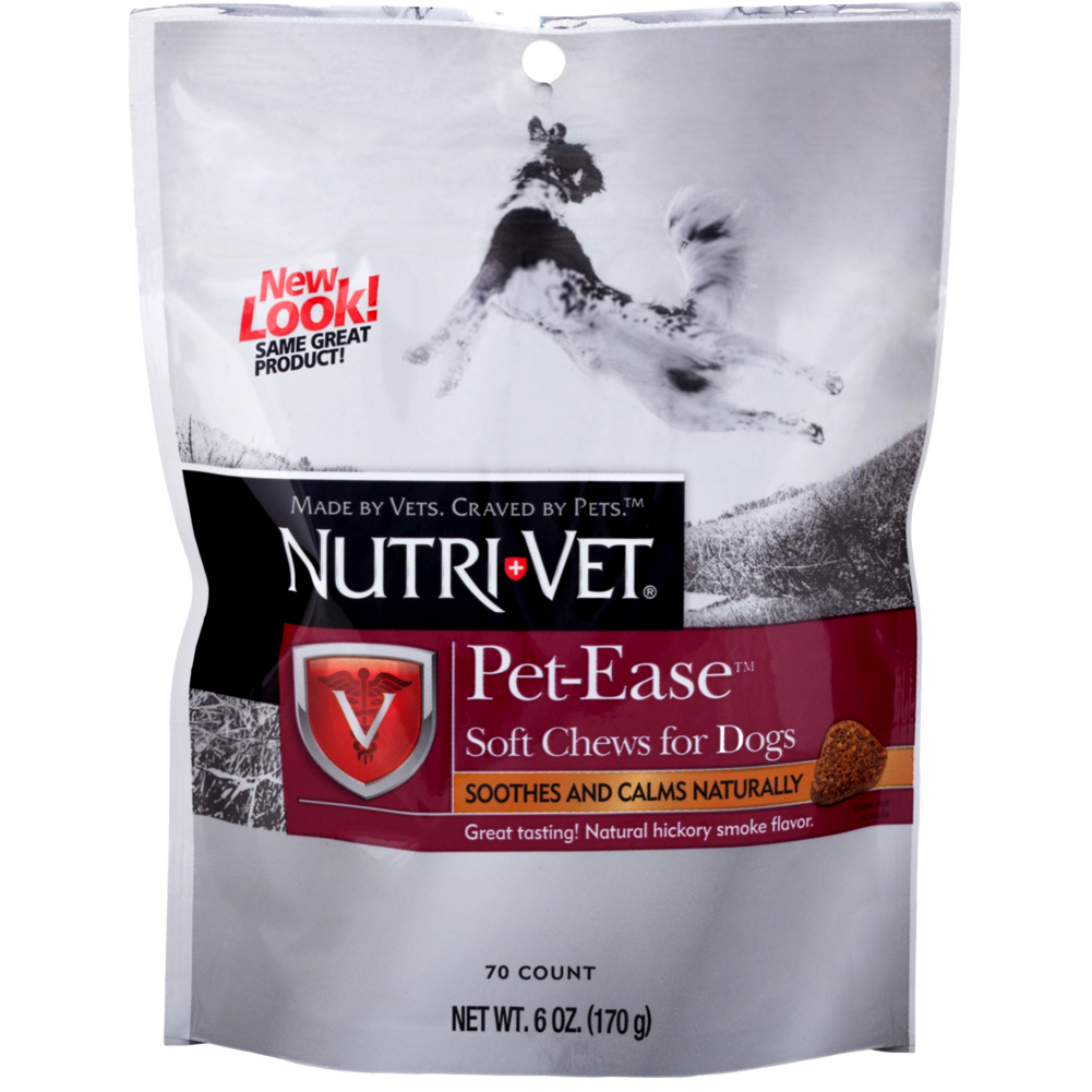 Nv Pet Ease Soft Chews 6oz