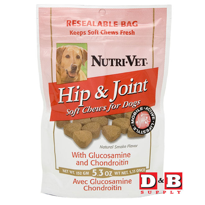 Nv Hip & Joint Soft Chew Dogs