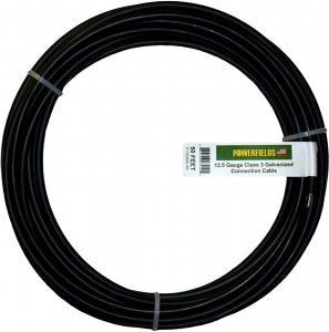 12.5 Gauge Insulated Underground Cable 50 Foot