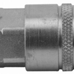 Ind 3/8in Female Npt Coupler