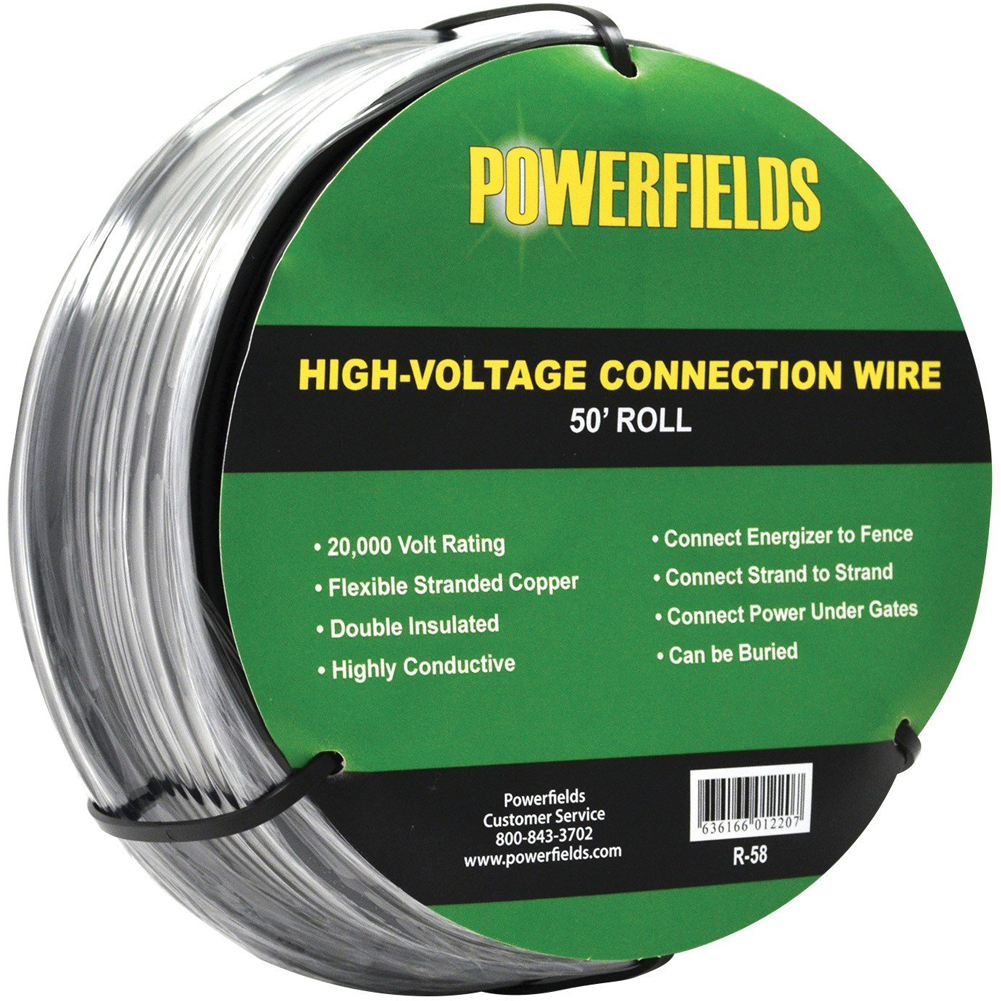 High-Voltage Connection Wire 50 feet