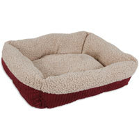 Aspen Pet Self-Warming Oval Lounger