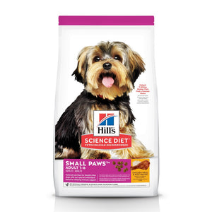 Science Diet Adult Small & Toy Breed Dog Food 4.5lb