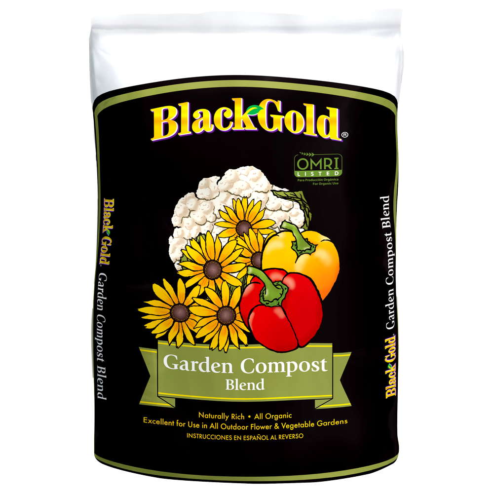 Black Gold Garden Compost Blend 1 Cf