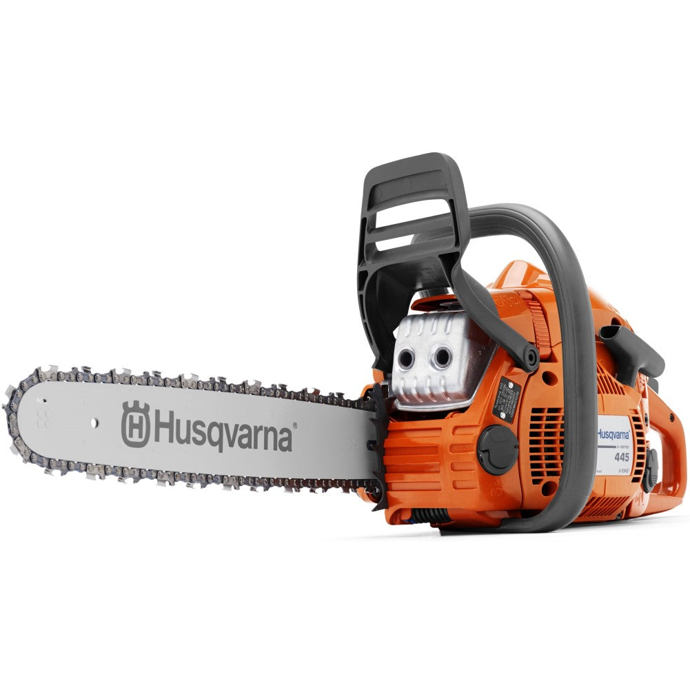 Husqvarna Model 445e Chainsaw 18-Inch Bar