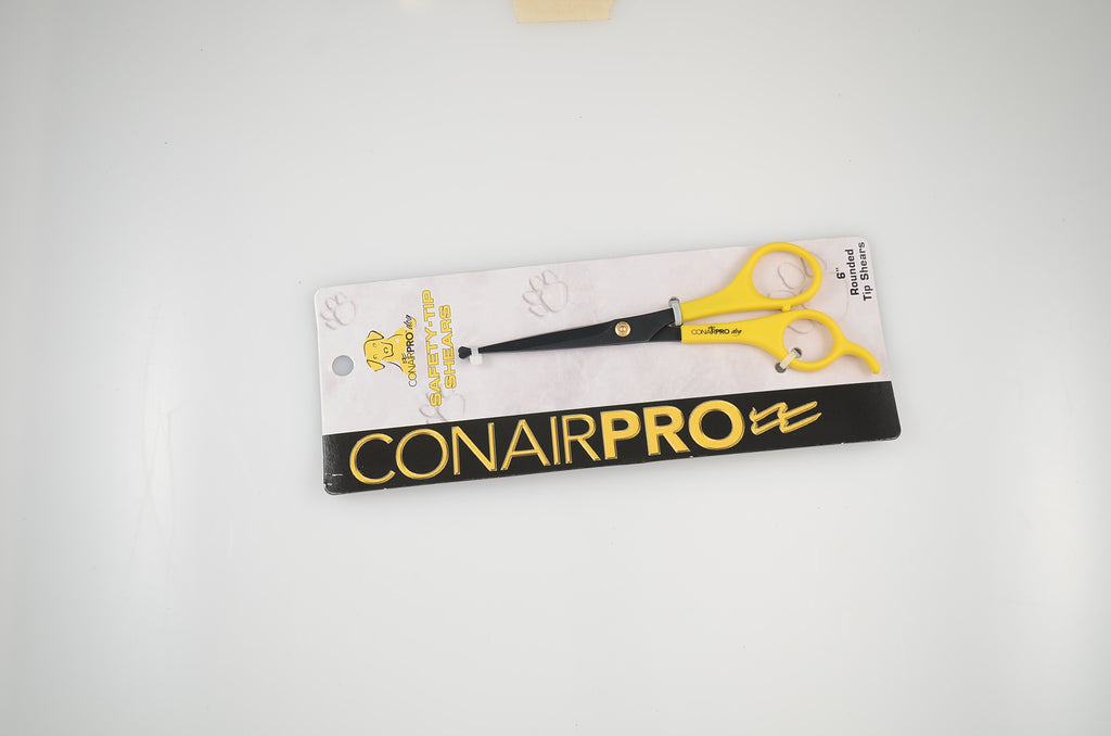 Conair Shears 6in Round Tip