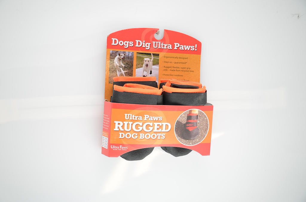 Rugged Dog Boot Sm Orange