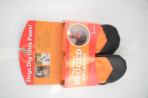 Rugged Dog Boot Xl Orange