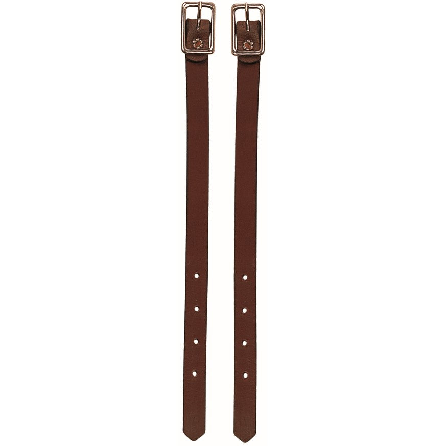 Bridle Smooth Leather Fender Hobbles