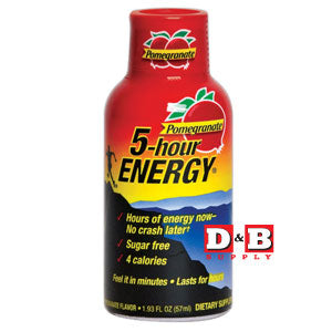 5hr Pomegranate Energy Drink